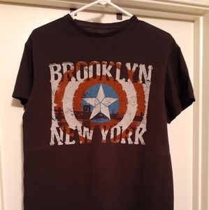 Marvel - Brooklyn New York T-shirt